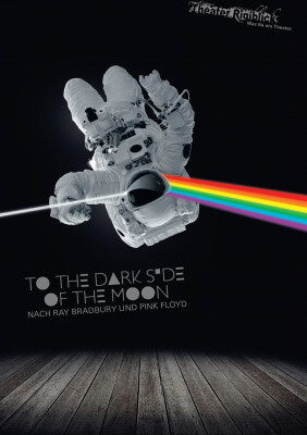To the Dark Side of the Moon